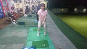 初めてのゴルフ講習