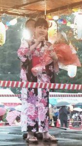 旭ヶ丘中央公園夏祭り