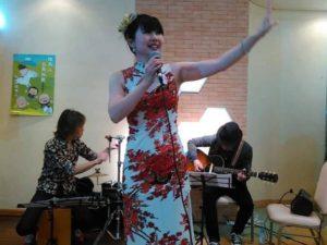 岩崎愛子忘年会2018