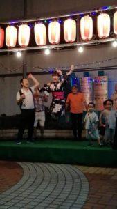 百草団地夏祭り